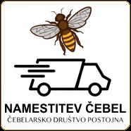 Namestitev čebel